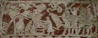 Stora Hammar runestone
