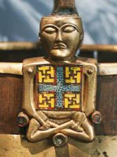 Oseberg Buddha